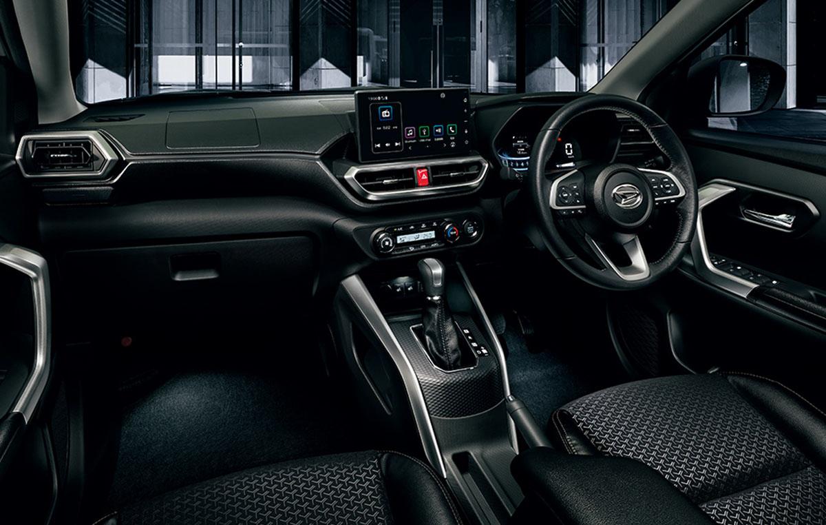国产入门 SUV 比一比: Proton X50 与 Perodua D55L