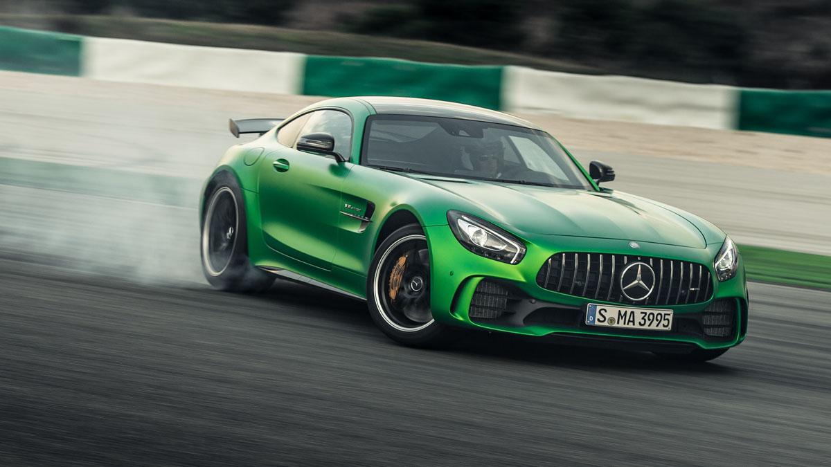 Mercedes-AMG 正在开发全新V8涡轮引擎
