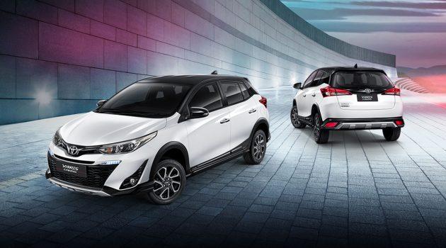 Toyota Yaris Cross 泰国登场,当地售价 RM 73,578 起跳