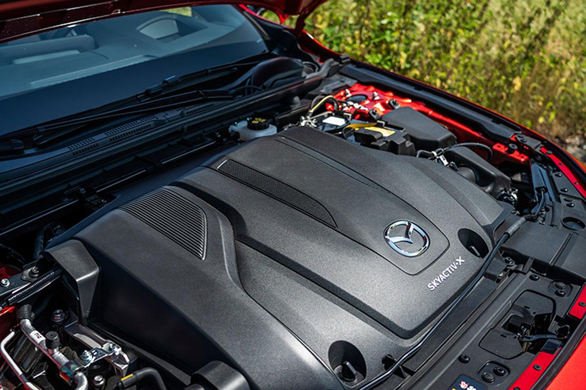 Skyactiv-X 引擎在欧洲市场大受欢迎,需求比预计更高