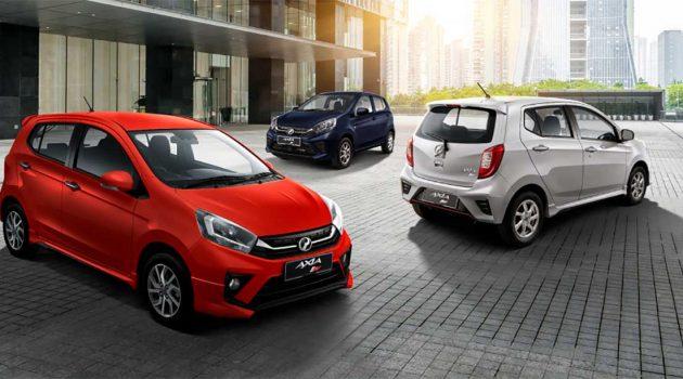 2019年11月大马汽车销量: Perodua 逼近销售目标