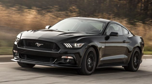 Ford Mustang 只需要不到RM 300,000即可带回家