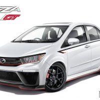 Perodua Bezza 小改款最快一月登场,或新增 ASA