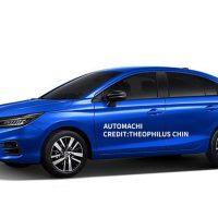 Honda City Hatchback 名字被注册, Fastback 版或将登场