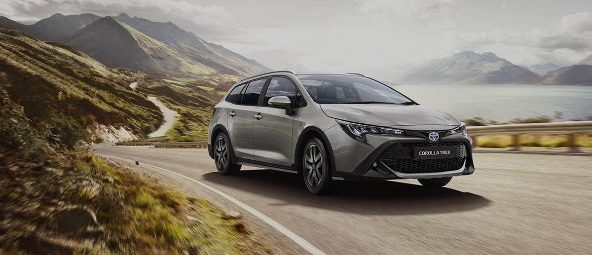 2020 Toyota Corolla 登场,0-100仅需7.9秒