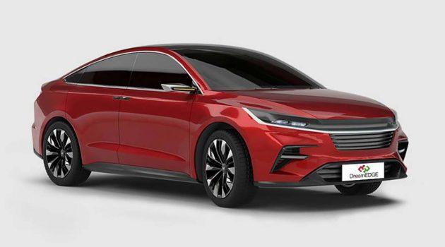 Dream Edge 耗资十亿资金发展,Daihatsu 以及 Perodua 成为主要供应商