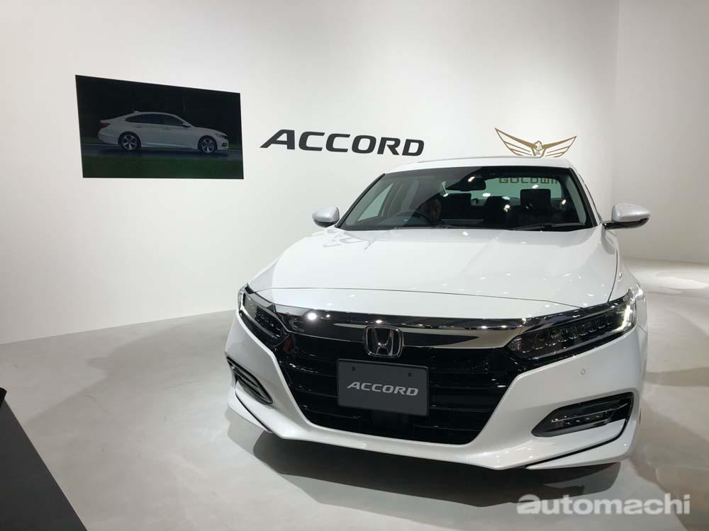 Honda Accord 顺利获得 Asean Ncap 五星好评