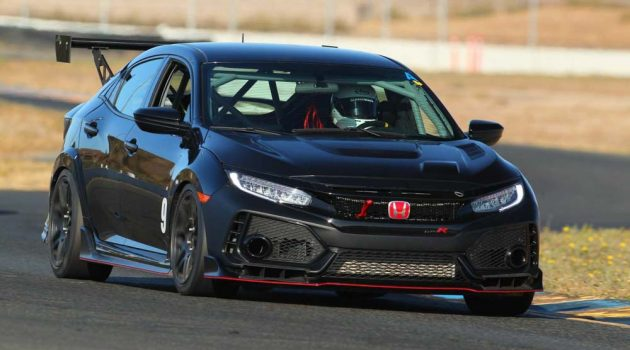 比 FK8 还强, Honda Civic Type R TC 强势登场