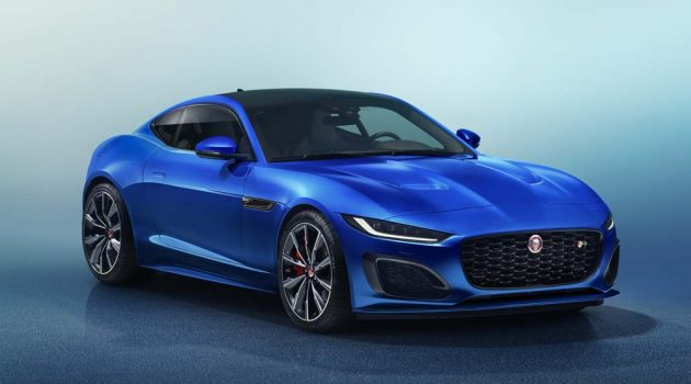 小改款 Jaguar F-Type 英国登场,当地售价 RM 290,000 起跳