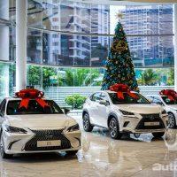 Lexus 为迎接鼠年举办了 CNY Open House