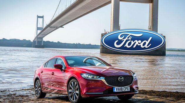 Mazda 和 Ford 曾经关系匪浅,你知道吗