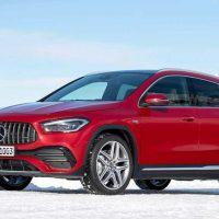新一代 Mercedes-Benz GLA 发表,3种车型率先登场