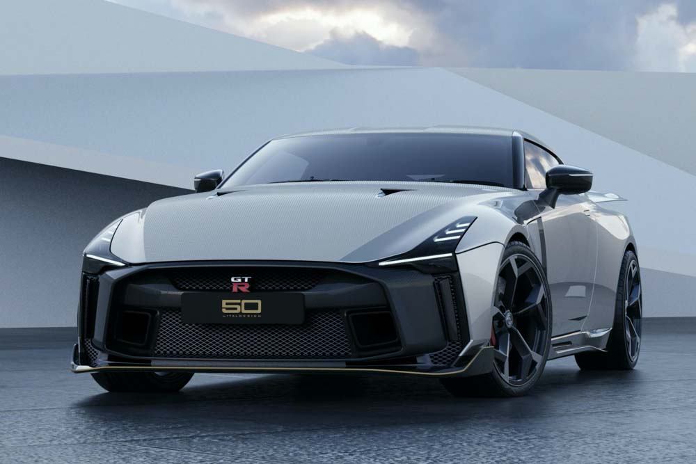 Nissan GT-R50 By Italdesign 限量登场,要价 RM4,998,000