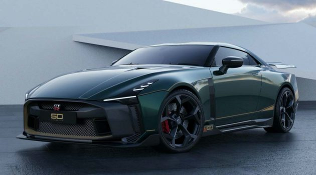 Nissan GT-R50 By Italdesign 限量登场,要价 RM 4,998,000
