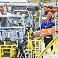 Proton X70 CKD 正式开始生产,明年年初发布