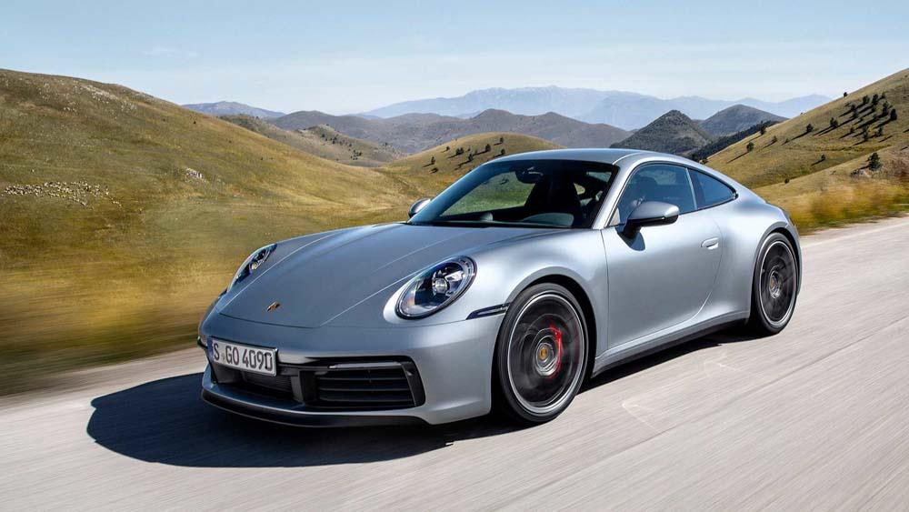 Porsche 911 Hybrid 或将在2022年亮相,将会是有史以来最强的911车型