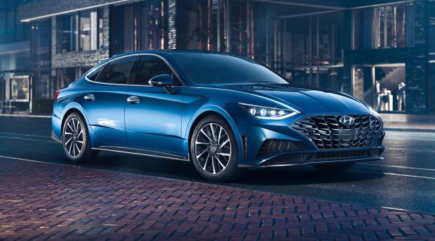 Hyundai Sonata N-Line 规格确定,290 Hp/420 Nm