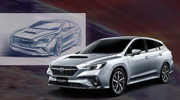 Subaru Levorg STI Sport 将现身东京改装车展