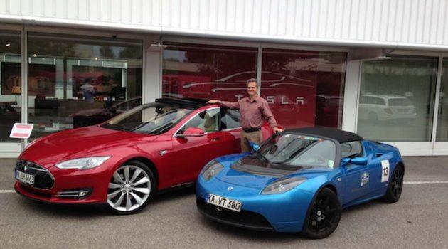 最强电动车, Tesla Model S 创下100万公里里程记录