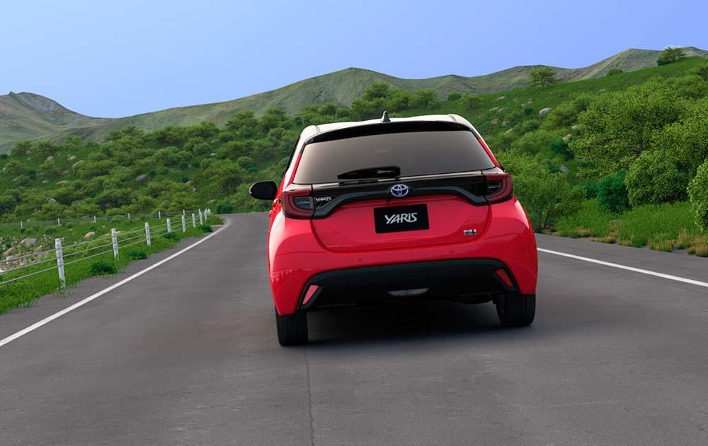 Toyota Yaris GR Sport 资讯曝光,搭配涡轮引擎+四轮驱动