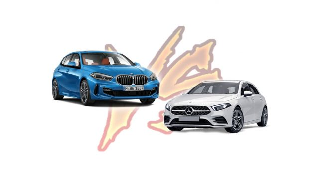 BMW M135i VS Mercede-AMG A35 ,豪华钢炮的对决