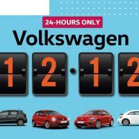 Volkswagen 首创双十二 Instagram 促销活动
