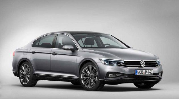 小改款 Volkswagen Passat 我国正式公开接受预订