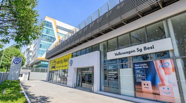 GVE Asia Group 接手 Wearnes Automotive 的 Volkswagen 业务运作