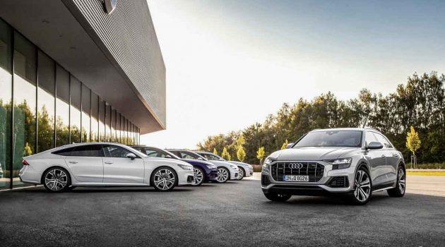Audi Malaysia 推介 Audi Conformity Check 服务