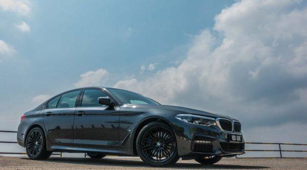 BMW 530e M Sport,兼顾舒适操控性能的新世代节能房车