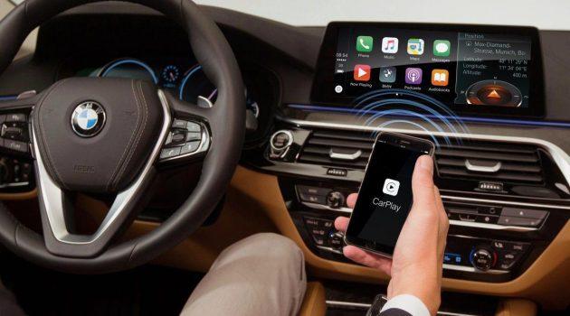 BMW CKD 车款须缴付 RM 1,299 启动 Apple CarPlay