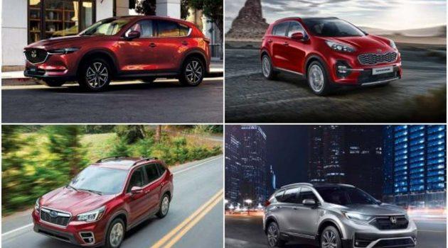 Consumer Report 5款隔音最好的 SUV 车款名单出炉