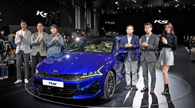 新一代 Kia K5 正式发表,首次导入全轮驱动系统