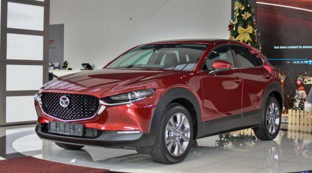 Mazda CX-30 实车鉴赏,售价 RM 143,119.20 起跳