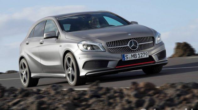 最超值二手车: Mercedes-Benz   A180 W176