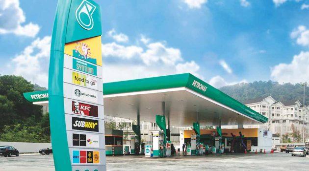 Petronas 宣布旗下 RON 95 汽油已升级至 Euro 4M 等级