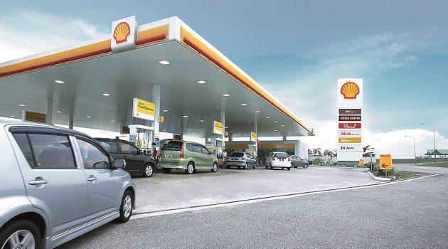 Shell RON 95 汽油已从 Euro 2M 升级至 Euro 4M