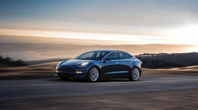 Tesla Model 3 推出官方升级包,2000美金即可大幅提升加速实力