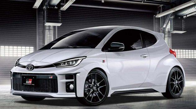 Toyota GR Yaris 预告片释出,排气声浪还不错