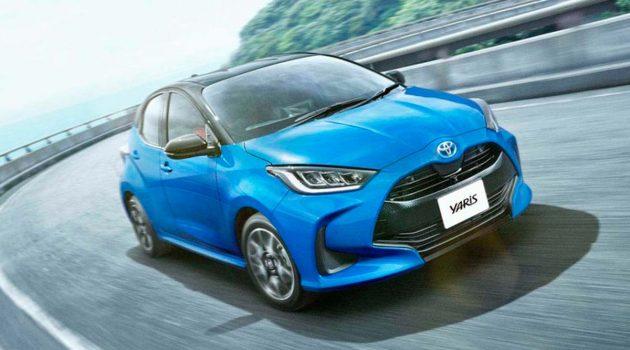 日规新一代 Toyota Yaris 规格释出,三种动力选择