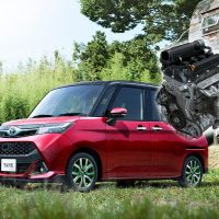 Toyota 1KR-VET ,超省油的小排气涡轮引擎