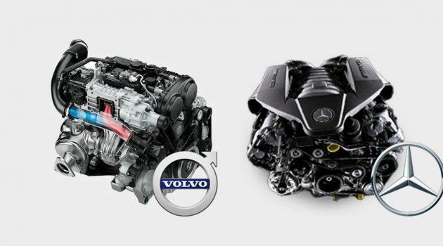Volvo 联合 Mercedes-Benz 开发新一代内燃机引擎