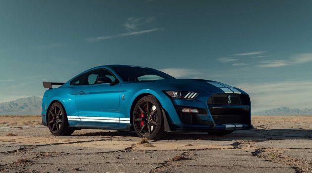 Ford Mustang 复新车现在售价不到RM 300,000