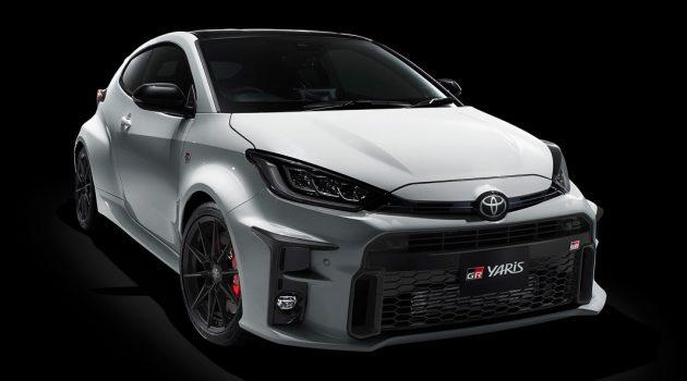 2020 Toyota GR Yaris 正式发表,1.6涡轮最大马力272 PS