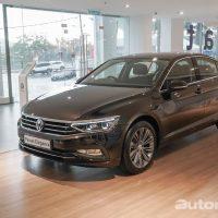 小改款 Volkswagen Passat 正式发布,RM 187,990 起跳