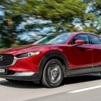 Mazda CX-30 初体验,不大不小刚刚好