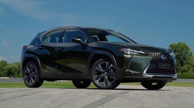 Consumer Report 公布最省油 SUV 名单,Lexus 成为最大赢家
