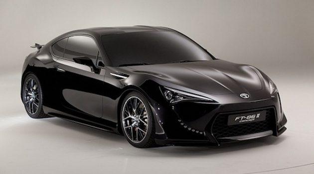 Toyota GR86 或将取代 86 ,最大马力255 Hp