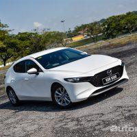 Mazda3 1.5 Skyactiv-G ,表现出乎意料
