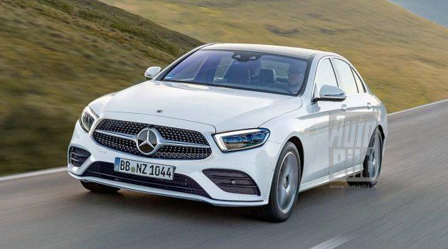 Mercedes-Benz E-Class 更多资讯曝光,预计今年登场